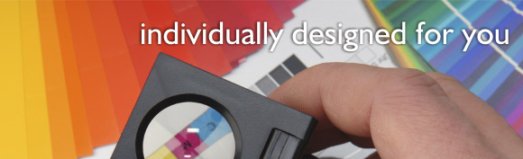 Graphic Design - Individually designed for you